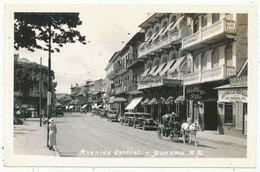 Avenida Central, Panama, R.P. - Panama