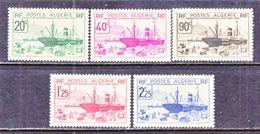 "FRENCH  ALGERIA  126-30  *  NEW  YORK""S  WORLD  FAIR - Algeria (1924-1962)"