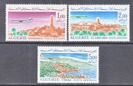 ALGERIA  C 13-15  *  AERO  MOSQUE  VIEWS - Algeria (1962-...)