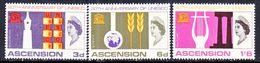 ASCENSION  108-10   *   UNESCO - Ascension
