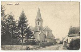 Lombise - L'Eglise 1912 (Oblitération Relais à étoiles Lombise) - Lens
