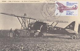 Carte   Journée  PORTES  OUVERTES     Base  Aérienne   125      ISTRES    1982 - Militaria
