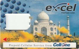 India - Excel  - GSM SIM (frame) - India