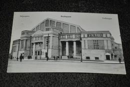 13- Budapest, Népopera, Volksoper - 1928 - Hongrie