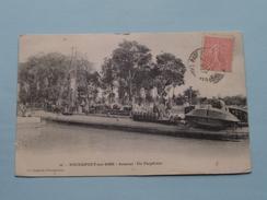 Arsenal - Un Torpilleur / ROCHEFORT-sur-Mer ( 22 ) Anno 1904 ( Zie Foto Details ) !! - Krieg