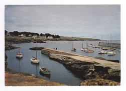 56 Saint St Gildas De Rhuys Vers Vannes Ou Port Navalo N°3322 Port De Plaisance De Kerfago En 1967 - Vannes
