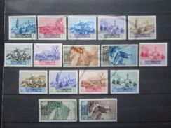 VEND TIMBRES DE SAINT-MARIN N° 320 - 333 , NEUFS SANS CHARNIERE !!! - Unused Stamps