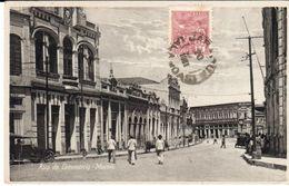 POSTAL   MACEIÓ -  BRASIL  -CALLE DEL COMERCIO (RUA DO COMMERCIO) - Maceió