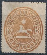 Stamp   1865 3gr  Mint - Brunswick