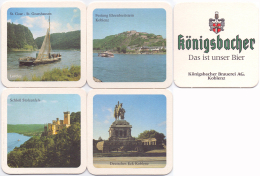 #D042-553 Reeks Viltjes Königsbacher - Portavasos