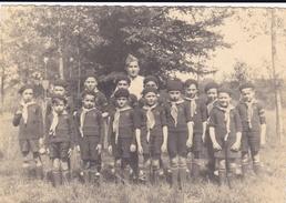 ¤¤  -  SCOUTISME  -  Cliché Groupe De Scouts  -  Louveteaux   -  EST De La France  -  Voir Description   - ¤¤ - Scouting