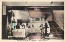 BELGIQUE - LIEGE - SOUMAGNE - AYENEUX - Domaine Provincial De Wégimont - Le Hall D'entrée. - Soumagne