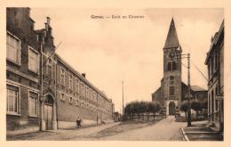 BELGIQUE - FLANDRE ORIENTALE - GAVER - GAVERE - Kerk En Klooster. (Église Et Monastère). - Gavere