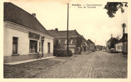 BELGIQUE - FLANDRE OCCIDENTALE - AVELGEM - OUTRIJVE - Doornijkstraat - Rue De Tournai. - Avelgem