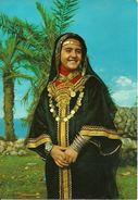 Jordan, Giordania, The Desert Princess, Ragazza Con Costume Tipico - Jordanie