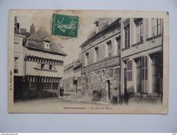 59 VALENCIENNES La Rue De MONS - Valenciennes