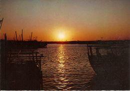 Kuwait, Sunset And The Gulf, Tramonto Sul Golfo, Coucher Du Soleil - Kuwait