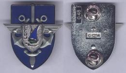 Insigne De La Base De Défense Des Forces Françaises De Djibouti - Armée De Terre