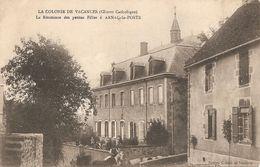 87  Haute Vienne :  Arnac La Poste   La Colonie De Vacances  Résidence Des Petites Filles  Réf 3611 - Frankreich