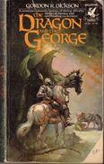 DRAGON AND GEORGE  °°°°    DE GORDON R. DICKSON LIVRE ANGLAIS - Sciencefiction