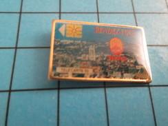 Pin817 Pin's Pins : Rare Et Belle Qualité : FRANCE TELECOM : CARTE TELEPHONIQUE TELECARTE ARCADE - France Telecom