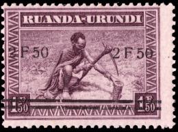 Ruanda 0116 * - Ruanda-Urundi