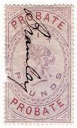 (I.B) QV Revenue : Probate Court £6 - 1840-1901 (Victoria)