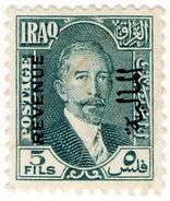 (I.B) Iraq Revenue : British Occupation 5f - Iraq