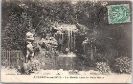 93 AULNAY SOUS BOIS - La Grotte Dans Le Parc Gerth - Aulnay Sous Bois