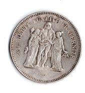 Pièce Argent , 50 Francs ,1978 - M. 50 Francs