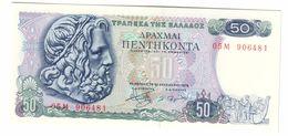 Greece 50 Drachmai 1978 UNC .C. - Grecia