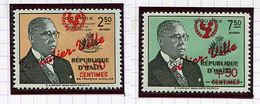 Haïti  ** PA 237/238 - Au Profit De La Construction De Duvalier-Ville - - Haití