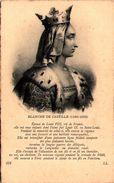 Blanche De Castille - Historia