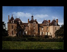44 - LEGE - Chateau - Legé