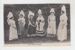 14 - JEUNES FEMMES NORMANDES - Sin Clasificación