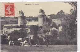 Vendée - Apremont - Le Château - France