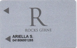 Chypre Du Nord : Casino Rocks Girne : North Cyprus - Cartes De Casino