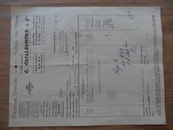 St Jean Bonnefonds Loire  G Guillaumond Et Cie  1969 - Autres