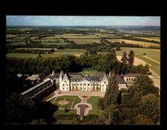 44 - MAUVES-SUR-LOIRE - Chateau - Hopital - Mauves-sur-Loire