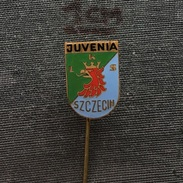 Badge (Pin) ZN006020 - Volleyball Poland Juvenia Szczecin - Volleyball