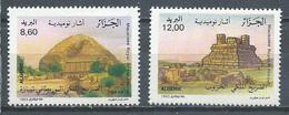 Algérie YT N°1047/1048 Monuments Numides Neuf ** - Algeria (1962-...)