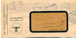 6_1 Lettre De Service Amtsgericht Charlottenburg 21.5.40 - Allemagne