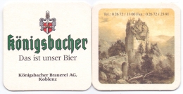 #D174-059 Viltje Königsbacher - Sous-bocks