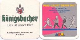 #D174-063 Viltje Königsbacher - Portavasos