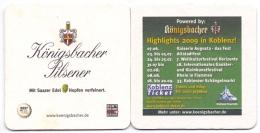 #D174-078 Viltje Königsbacher - Portavasos