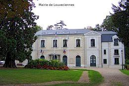 Mairie De Louveciennes - Carte Photo Moderne - Louveciennes