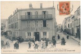 LA ROCHELLE - Hôtel Des Etrangers - La Rochelle