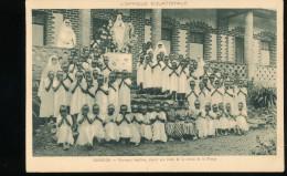 Ouganda -- Nouveau Baptises - Guinée Equatoriale