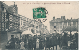 LA ROCHELLE - Place Du Marché - La Rochelle