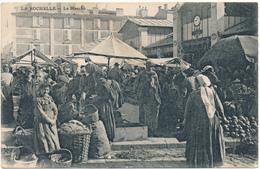 LA ROCHELLE - Le Marché - La Rochelle